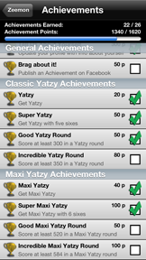 Yatzy World Screenshot